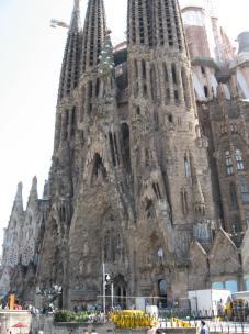 Sagrada Familia - Traveltineraries