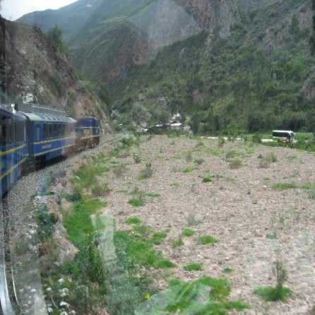Cuzco - All Aboard PeruRail (Traveltinerary)