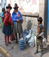 Peru's Indigenous People (Traveltinerary)