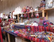 Cuzco - Handicraft Shop (Traveltinerary)