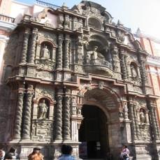 Lima - Church (Traveltinerary)