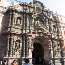 Lima - Church (Traveltinerary)
