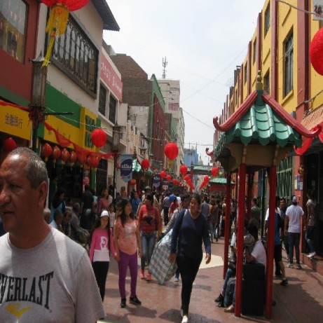 Lima - China Town (Traveltinerary)