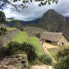 Machu Picchu - Wayna Picchu in the background (Traveltinerary)