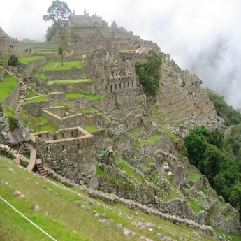 Machu Picchu - Ruins (Traveltinerary)