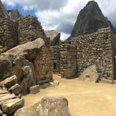 Machu Pichu - Ruins (Traveltinerary)