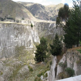 Toachi, Ecuador - Toachi Canyon (Traveltinerary)