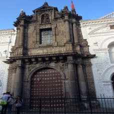 Quito, Ecuador - San Francisco (Traveltinerary)