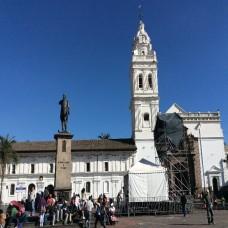 Quito, Ecuador - Plaza Grande (Traveltinerary)