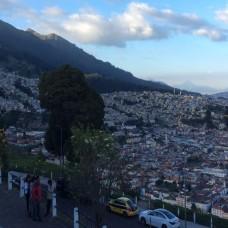 Quito, Ecuador - More Views from El Panecillo (Traveltinerary)