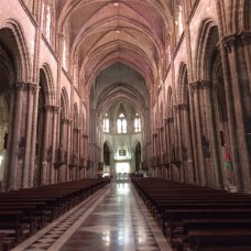 Quito, Ecuador - Inside the Basilica (Traveltinerary)