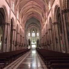 Quito, Ecuador - Inside the Basilica (Traveltinerary)