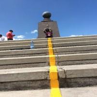 Ecuador - On the line (Traveltinerary)