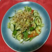 Dining - Fresh Salad (Traveltinerary)