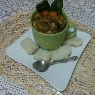 Fine Dining - Soup (Traveltinerary)