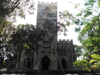 The historic Anglican Church (Traveltineraries)