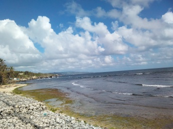 A view down the coastline (Traveltineraries)