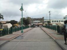 The swing bridge (Traveltineraries)