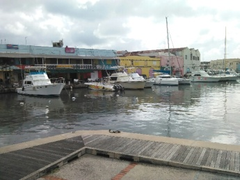 Yatchts along the pier (Traveltineraries)
