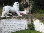 The lion roars (Traveltineraries)