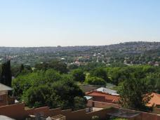 Pretoria, South Africa - Jacaranda hillside (Traveltineraries)