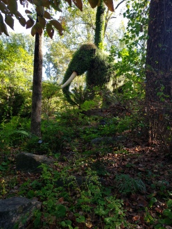 Atlanta Botanical Garden - Living Creations2 - Traveltineraries